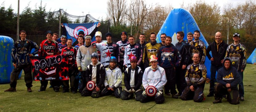 ligue paintball morbihan en bretagne