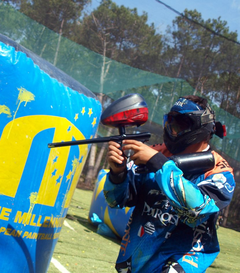 paintball sportif U16