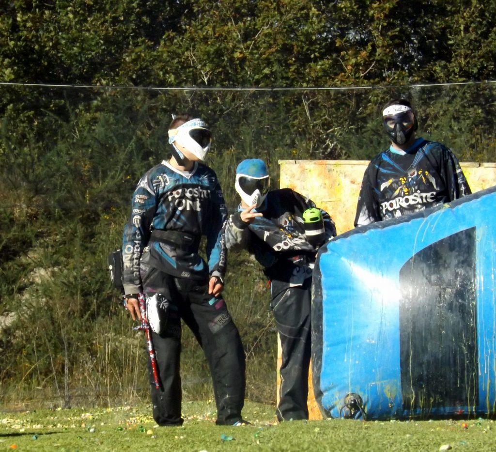 paintball club de plouhinec sur la ligue paintball du morbihan