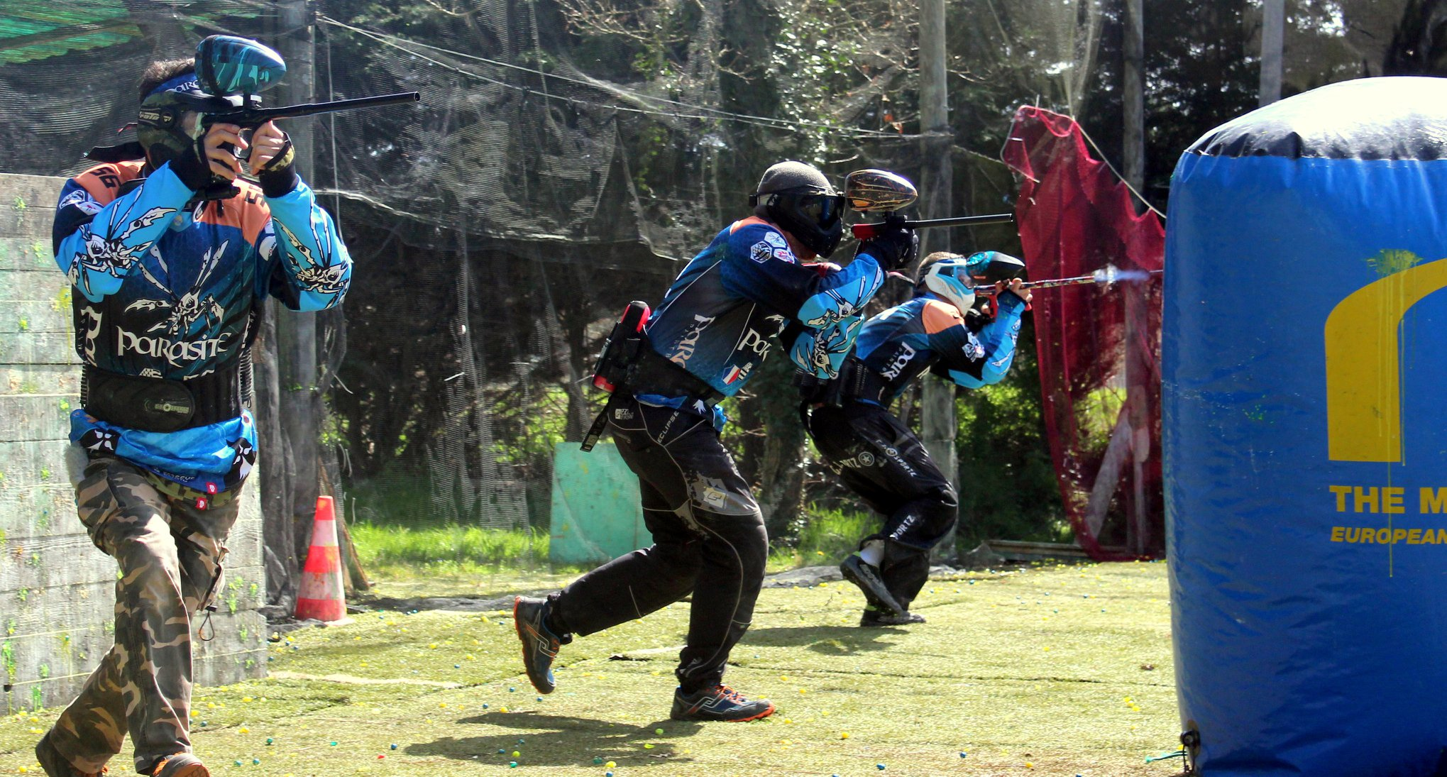 Paintball quelle age