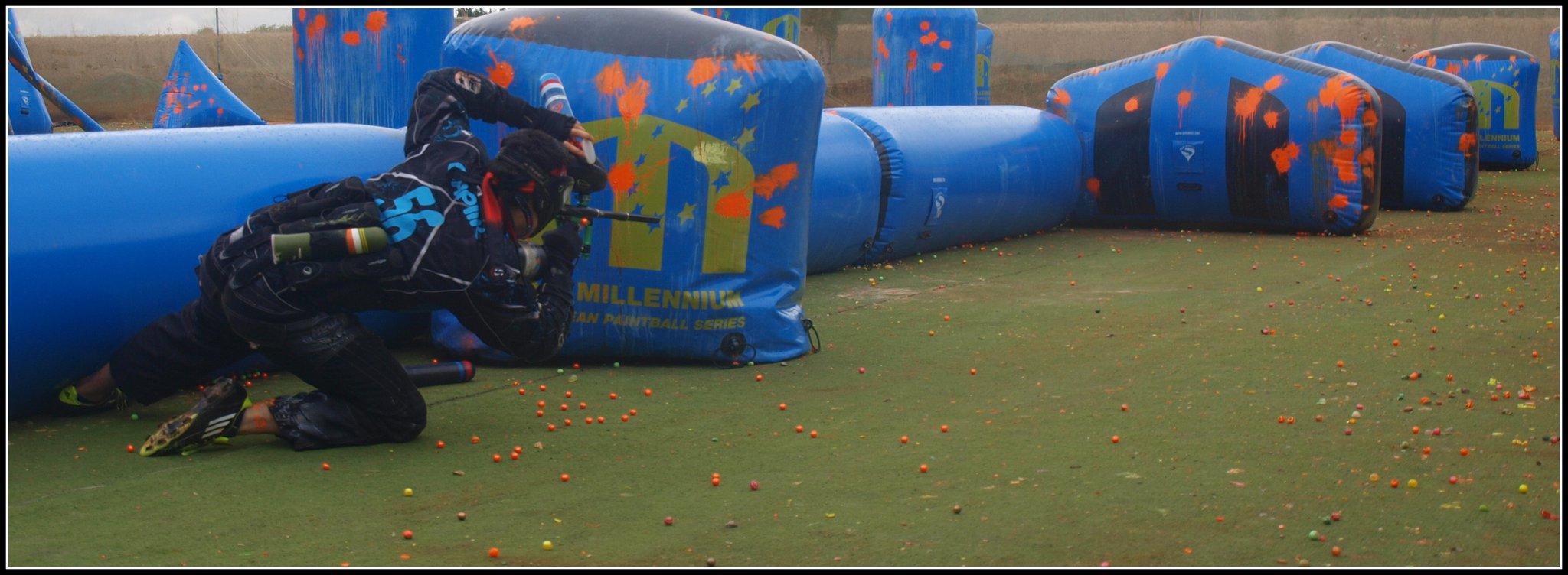 TGO tournoi de paintball sportif