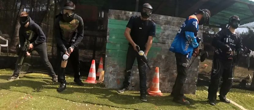journée paintball speedball au paintball-rangers club