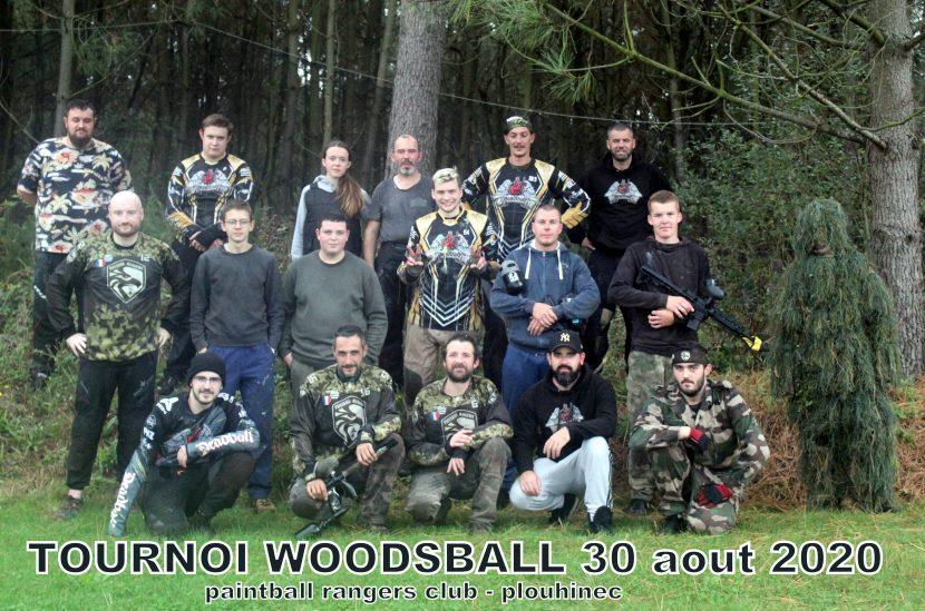 woodsball paintball challenge