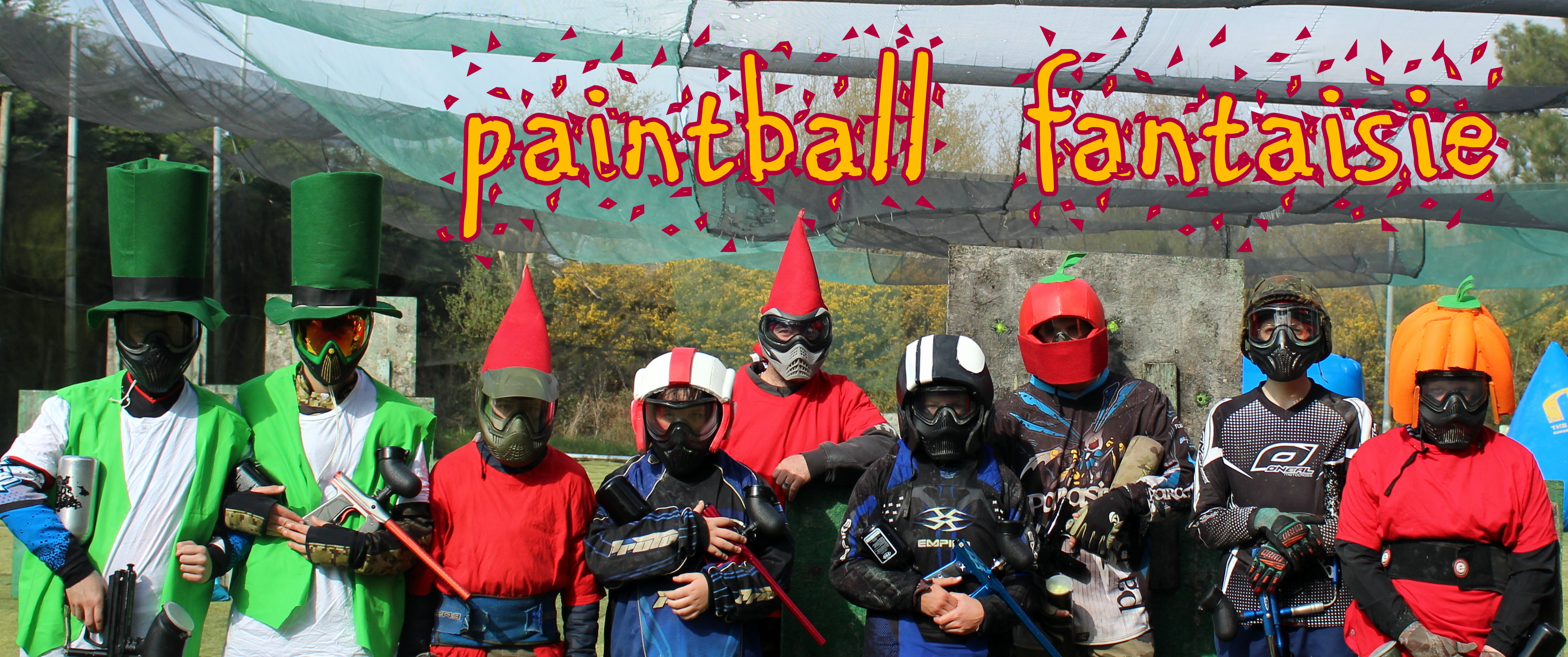 paintball fantasy univers