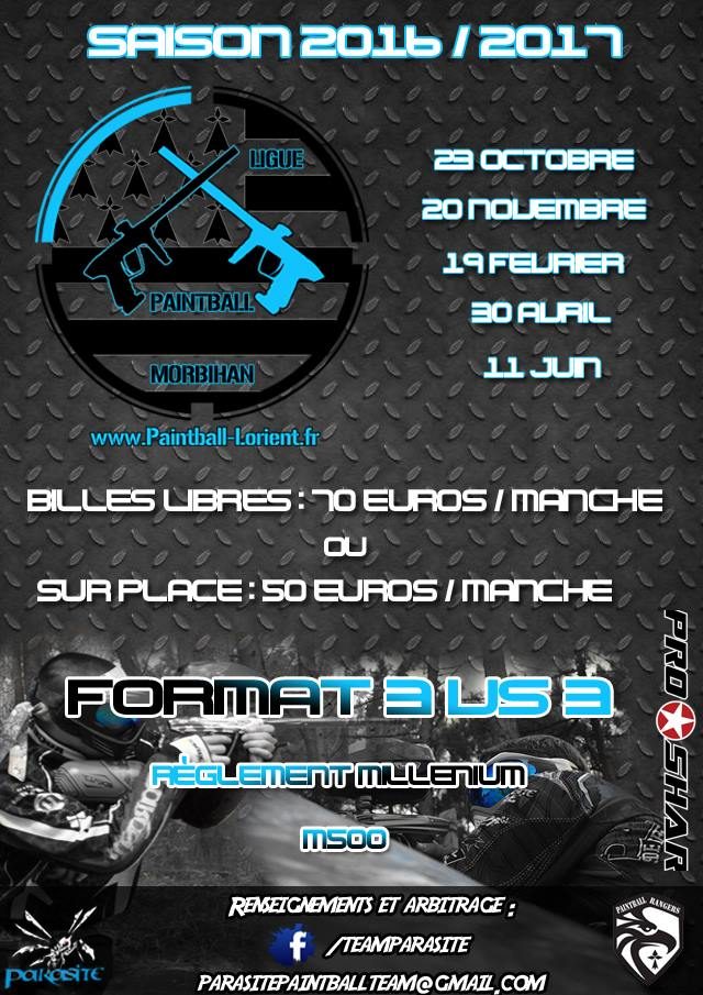 paintballrangers club organise le championnat paintball en bretagne