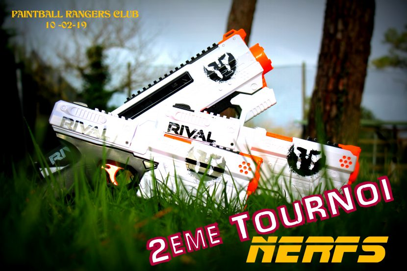 nerf rival tournament by the paintball rangers club